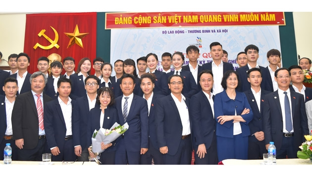 Over 50 Vietnamese candidates join ASEAN Skills Competition