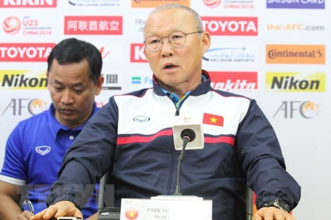 Asian media applaud Vietnam Olympic team, coach
