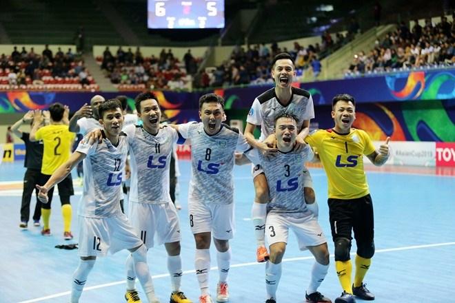 Vietnam wins ticket for AFC Futsal Club final