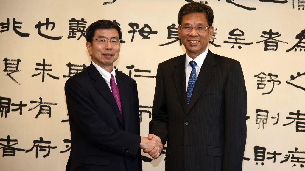 Mr. Takehiko Nakao reaffirms ADB