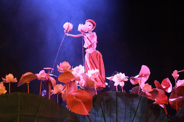 Vietnam puppetry festival to be held in HCM city for the first time