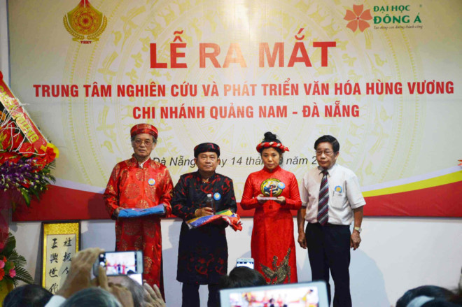 Branch of Hung Kings culture research center established in central Vietnam