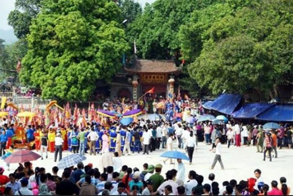 Special artistic program to welcome Bao Ha Festival 2018