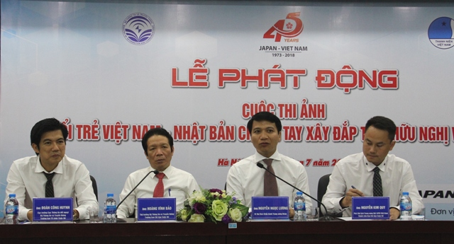 Photo contest on Vietnam - Japan friendship launched