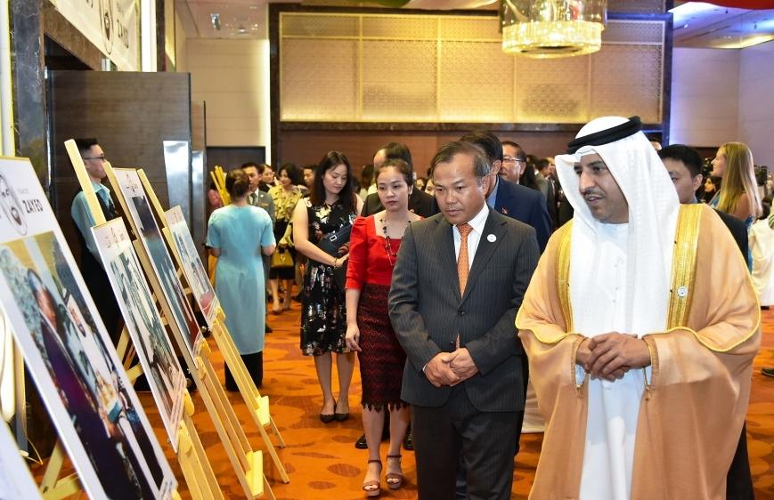 Exhibition on UAE founder in Hanoi