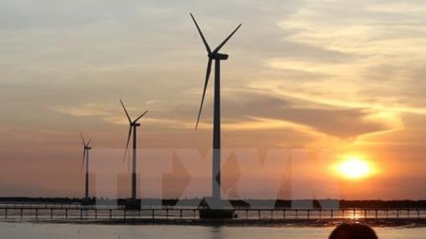 Tra Vinh: Over USD144 million invested in wind power plant