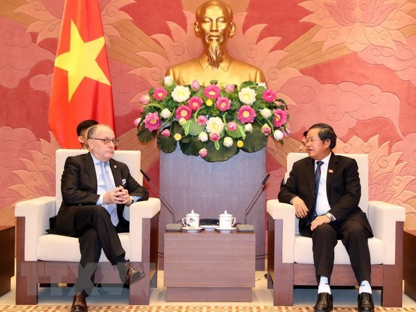 Vietnam's NA hopes to tighten ties with Argentine National Congress