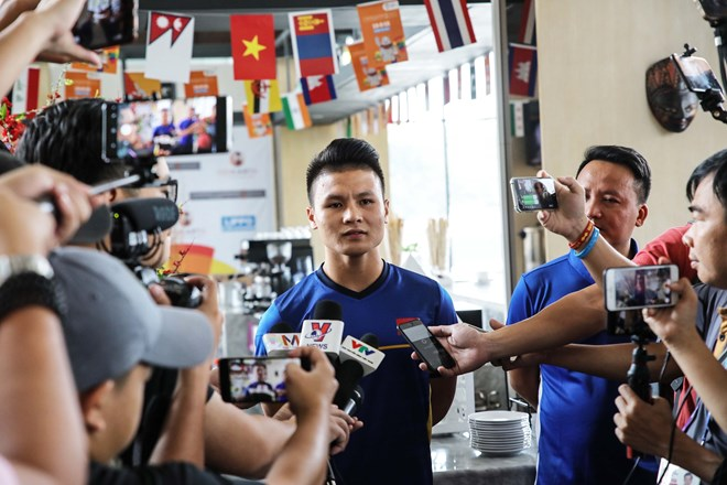 ASIAD 2018: Vietnam ready to face Japan