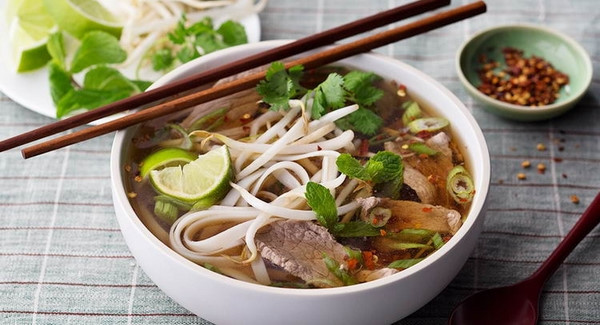 Pho eating experience makes World's Top 500