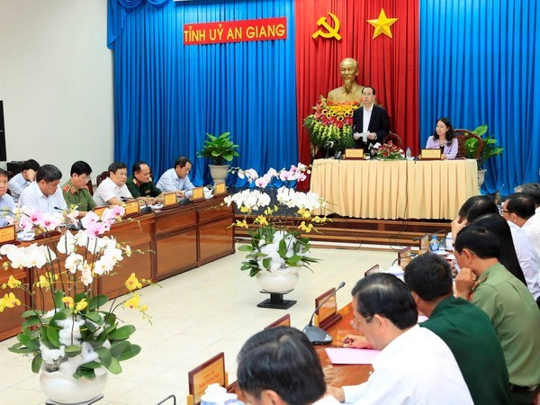 An Giang requested to promote sustainable economic development