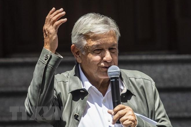 Lopez Obrador formally declared Mexico's President