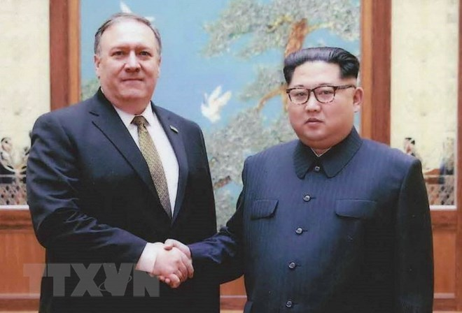 US Secretary of State Mike Pompeo to visit DPRK