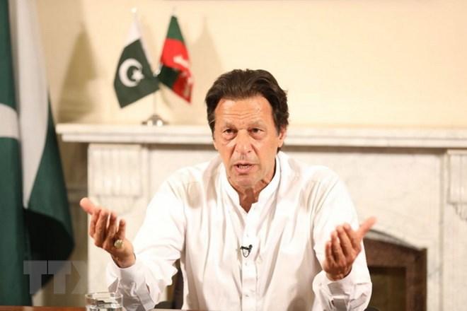 Imran Khan nominated as Pakistan's PM