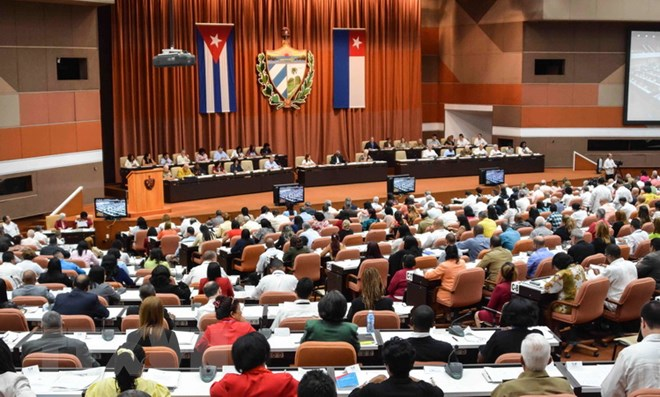 Cuban National Assembly announces new Constitutional draft