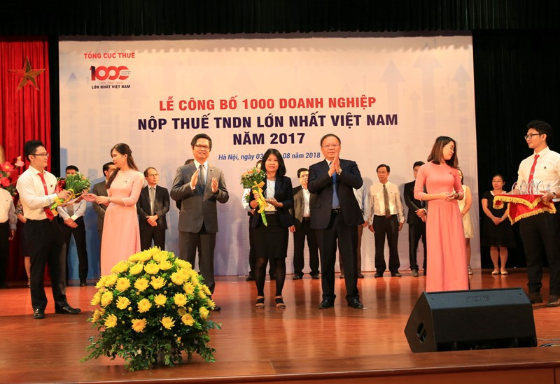 BSR among biggest tax payers in Vietnam