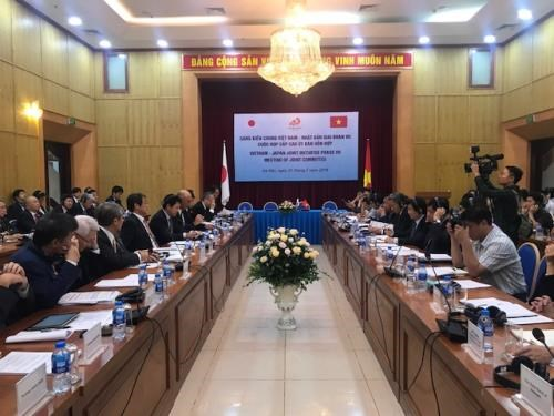Seventh phase of Vietnam - Japan Joint Initiative launched