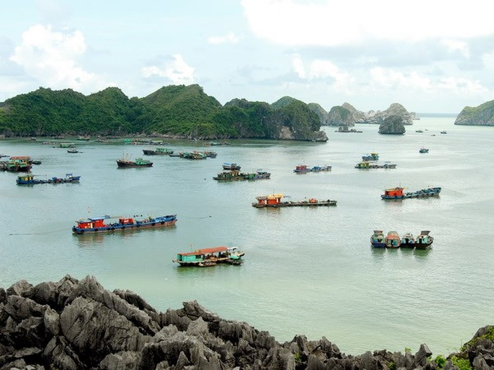 Thrillist named Lan Ha Bay among Top places in Southeast Asia