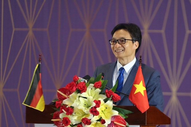 Vietnamese-German University marks 10-year operation