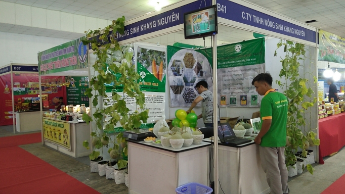 Ho Chi Minh city promotes processed agricultural products