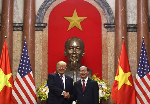 Embassies condole with Vietnam for the passing of President Quang