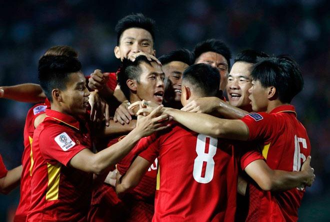 Vietnam top SEA rankings