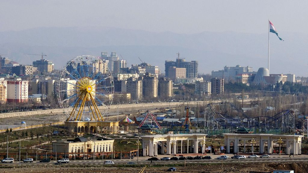 Tajikistan improves the delivery of urban services in the southeast area in Dushanbe
