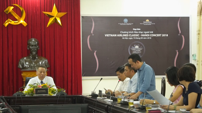 London Symphony Orchestra to perform at Hanoi