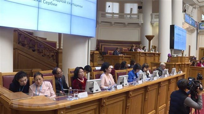 Vice President active in 2nd Eurasian Women's Forum