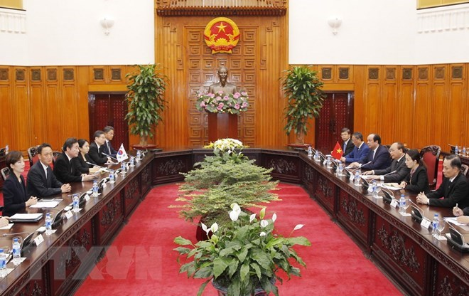 PM: Vietnam willing to foster partnership with RoK