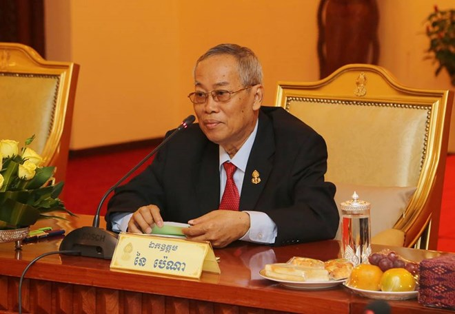 First Vice President of Cambodian Senate passes away