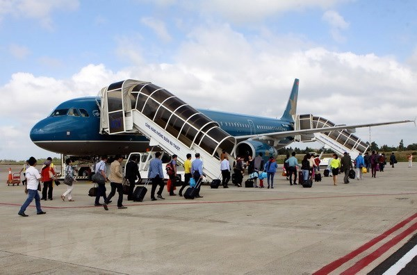 Airlines adjust flights to Japan due to typhoon Trami