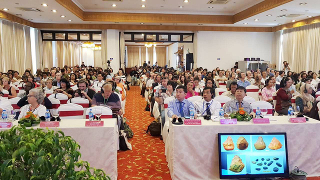 21st congress of the Indo-Pacific Prehistory Association in Hue