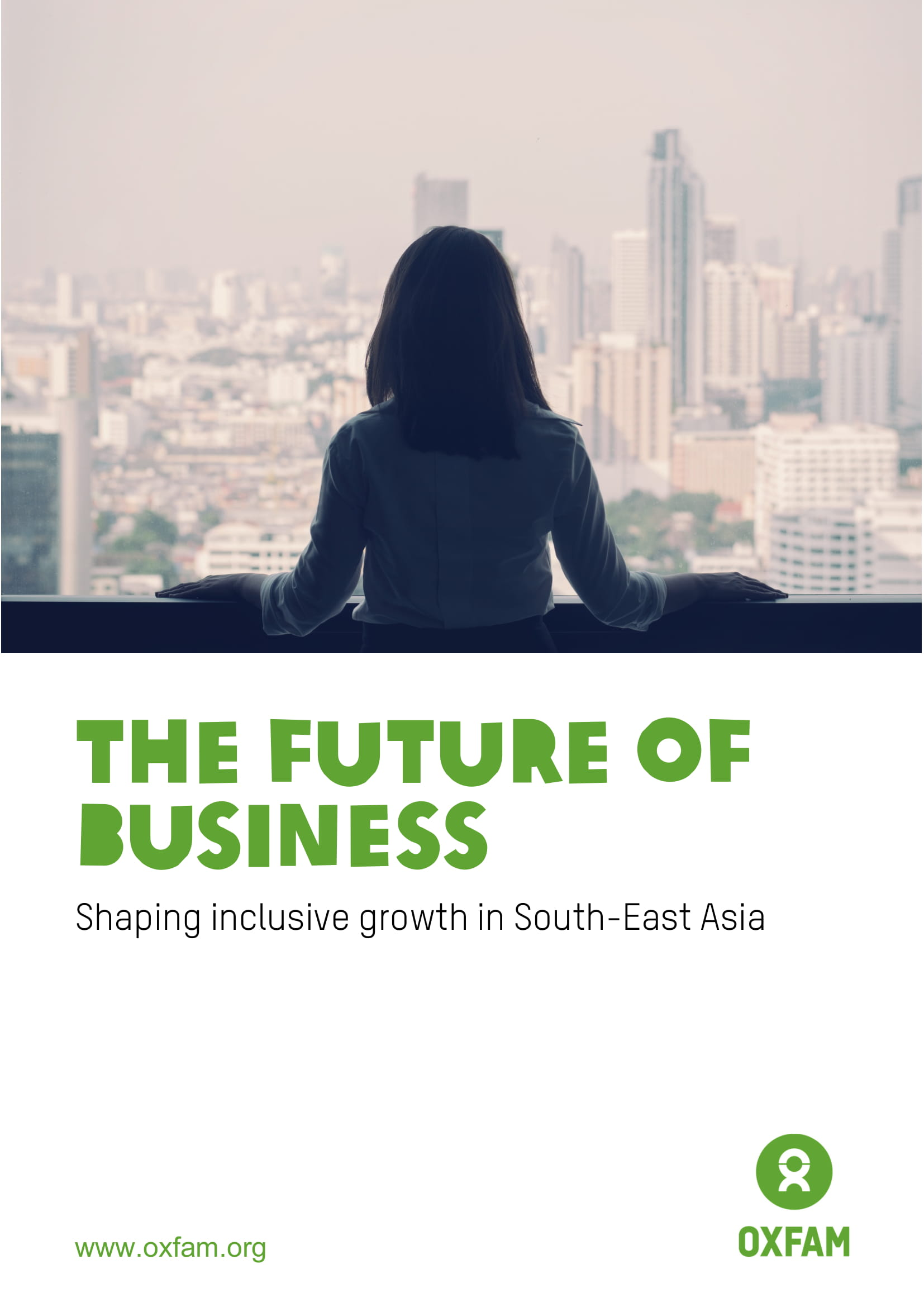 Oxfam Report highlights the potential of business to foster growth and equality
