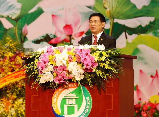 Vietnam's Auditor General becomes ASOSAI Chairman