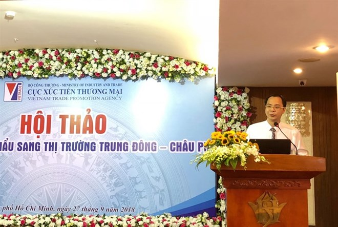 Middle East, Africa: Promising markets for Vietnamese goods