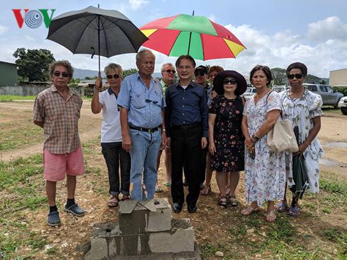 Vietnam Friendship Association House started to build in Vanuatu