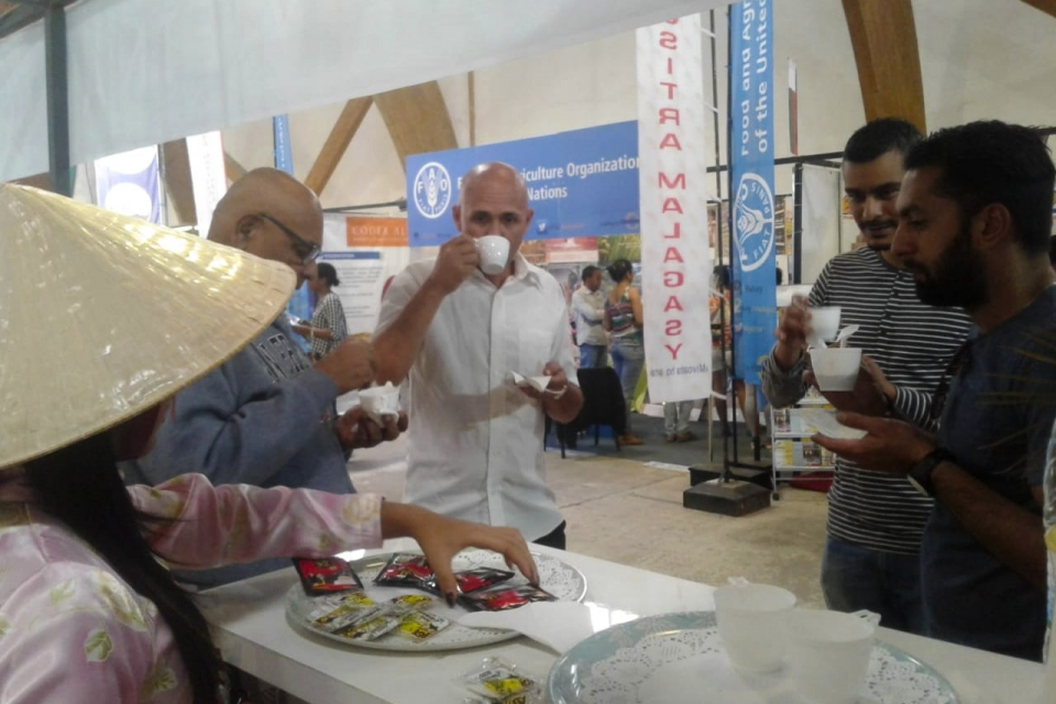 Vietnamese goods praised at int'l trade fair in Mozambique and Madagascar