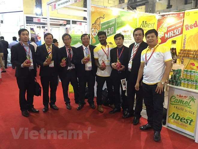 Vietnam promotes agricultural products at int'l fair in India
