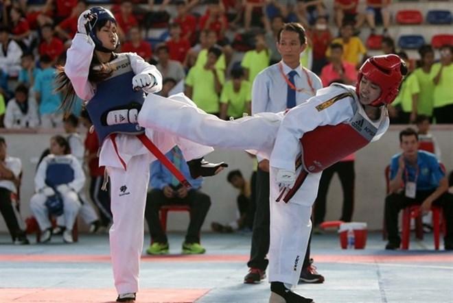Vietnam competes at Canada Open Taekwondo Championship