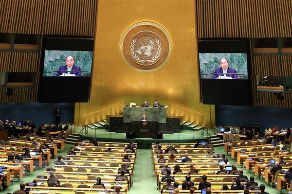 PM calls for joint efforts for world of sustainable development