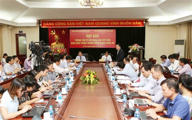 Party Central Committee to convene 8th session next week