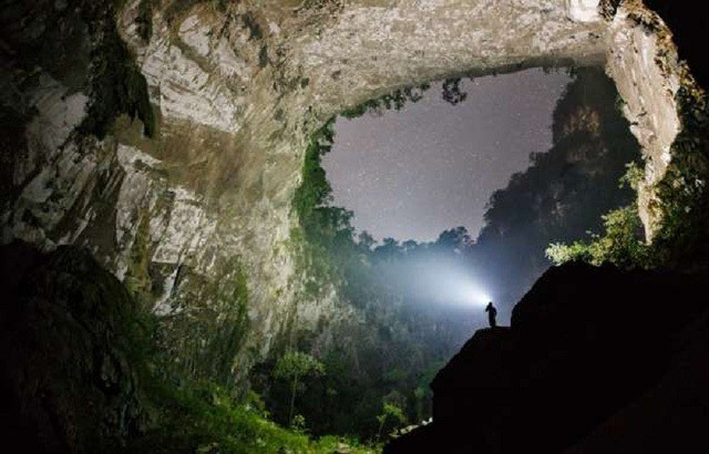 Tours to Son Doong cave suspended for four months