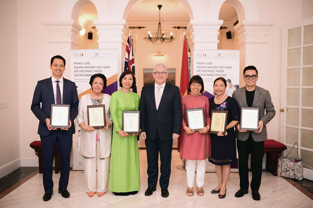 Vietnam Business Coalition for Women Empowerment launched