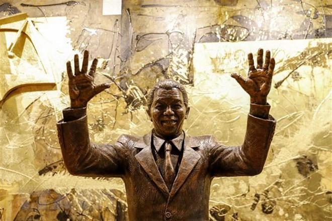 Nelson Mandela Statue inaugurated in UN headquarters