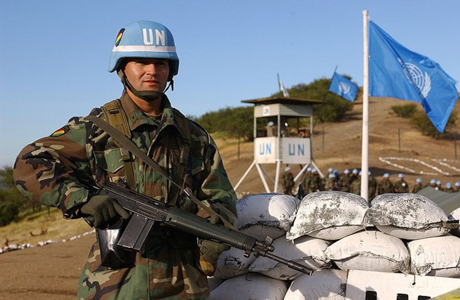 42 countries endorse UN peace-keeping declaration