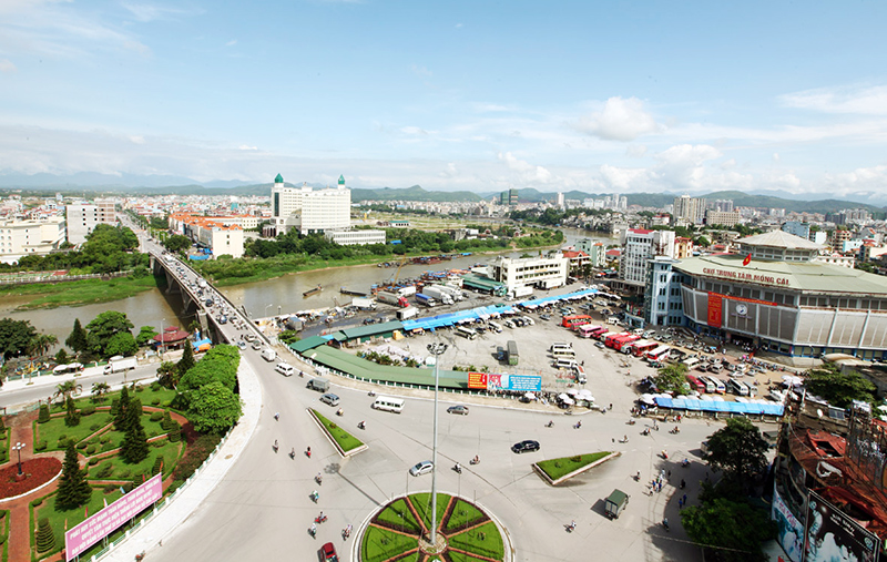 Mong Cai recognized as second-class urban city