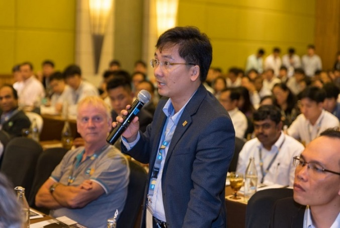 BSR joins international conference on automation in Thailand