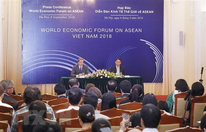 Over 1,000 world leaders, executives register for WEF ASEAN 2018