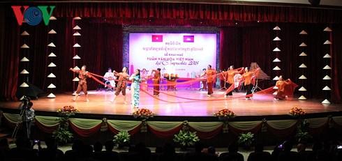 Vietnam Cultural Week 2018 opens in Cambodia