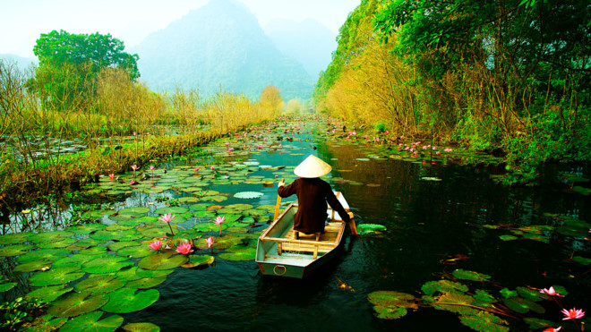 Vietnam wins world recognition among Asia's Leading Destinations